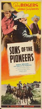 Sons of the Pioneers - Movie Poster (xs thumbnail)