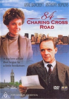 84 Charing Cross Road - Australian Movie Cover (xs thumbnail)