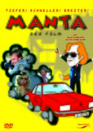 Manta - Der Film - German Movie Cover (xs thumbnail)
