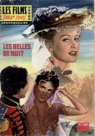 Les belles de nuit - French poster (xs thumbnail)