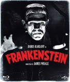 Frankenstein - Blu-Ray cover (xs thumbnail)