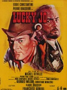 Lucky Jo - French Movie Poster (xs thumbnail)
