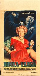 The Woman in Question - Italian Movie Poster (xs thumbnail)