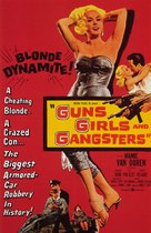 Guns, Girls, and Gangsters - Movie Poster (xs thumbnail)