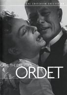 Ordet - DVD cover (xs thumbnail)