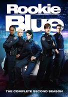 """Rookie Blue"" - DVD cover (xs thumbnail)"