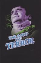Island of Terror - British poster (xs thumbnail)