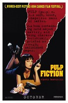 Pulp Fiction - Teaser movie poster (xs thumbnail)