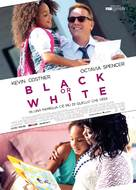 Black or White - Italian Movie Poster (xs thumbnail)