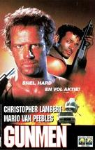Gunmen - VHS cover (xs thumbnail)