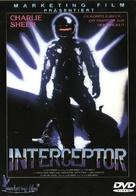 The Wraith - German DVD movie cover (xs thumbnail)