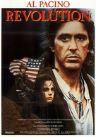 Revolution - German Movie Poster (xs thumbnail)