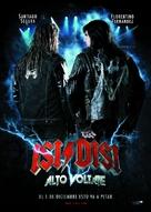 Isi & Disi, alto voltaje - Spanish Movie Poster (xs thumbnail)