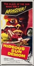 The Hideous Sun Demon - Movie Poster (xs thumbnail)