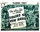 Riders of Death Valley - Movie Poster (xs thumbnail)