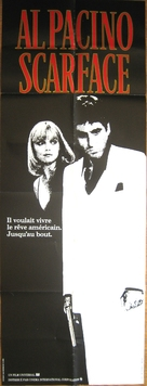Scarface - French Movie Poster (xs thumbnail)