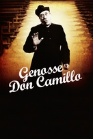 Il compagno Don Camillo - German Movie Cover (xs thumbnail)