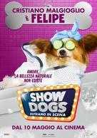 Show Dogs - Italian Movie Poster (xs thumbnail)
