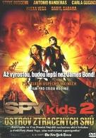 Spy Kids 2 - Czech DVD movie cover (xs thumbnail)