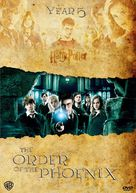 Harry Potter and the Order of the Phoenix - DVD movie cover (xs thumbnail)