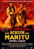 Der Schuh des Manitu - German Movie Cover (xs thumbnail)