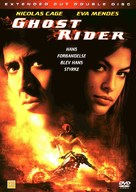 Ghost Rider - Danish Movie Cover (xs thumbnail)