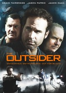 The Outsider - Canadian DVD movie cover (xs thumbnail)