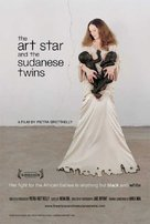 The Art Star and the Sudanese Twins - Movie Poster (xs thumbnail)