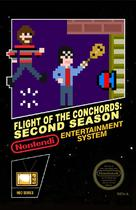 """The Flight of the Conchords"" - DVD movie cover (xs thumbnail)"