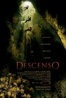 The Descent - Mexican Movie Poster (xs thumbnail)