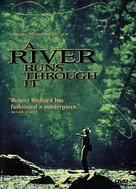A River Runs Through It - DVD cover (xs thumbnail)