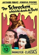 Monster on the Campus - German Movie Cover (xs thumbnail)