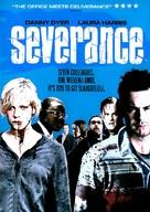 Severance - DVD cover (xs thumbnail)