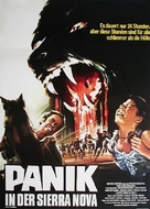 Day of the Animals - German Movie Poster (xs thumbnail)
