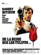 The Amsterdam Kill - French Movie Poster (xs thumbnail)