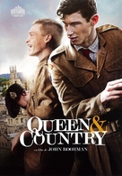 Queen and Country - French Movie Poster (xs thumbnail)