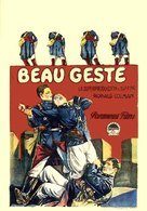 Beau Geste - French Movie Poster (xs thumbnail)