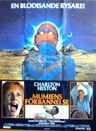 The Awakening - Swedish Movie Poster (xs thumbnail)