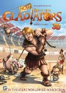 Gladiatori di Roma - Italian Movie Poster (xs thumbnail)