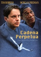 The Shawshank Redemption - Spanish Movie Poster (xs thumbnail)