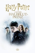 Harry Potter and the Half-Blood Prince - German Video on demand movie cover (xs thumbnail)