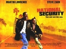 National Security - British Movie Poster (xs thumbnail)