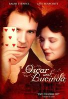 Oscar and Lucinda - DVD cover (xs thumbnail)