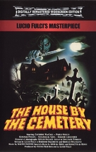 Quella villa accanto al cimitero - DVD movie cover (xs thumbnail)