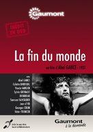 La fin du monde - French DVD cover (xs thumbnail)