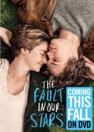 The Fault in Our Stars - Video release poster (xs thumbnail)
