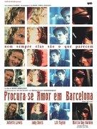 Gaudi Afternoon - Brazilian Movie Poster (xs thumbnail)