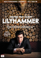 """Lilyhammer"" - Norwegian DVD movie cover (xs thumbnail)"