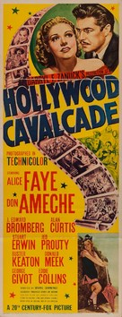 Hollywood Cavalcade - Movie Poster (xs thumbnail)