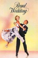Royal Wedding - VHS cover (xs thumbnail)